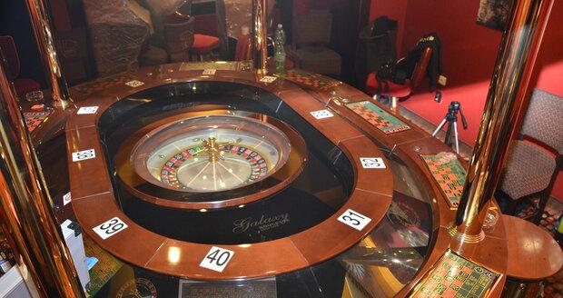 Nové kasino v Brně nabídne zájemcům například ruletu. Ilustrační foto.