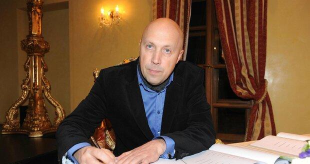 Bývalý starosta Městské části Praha 1 Oldřich Lomecký.