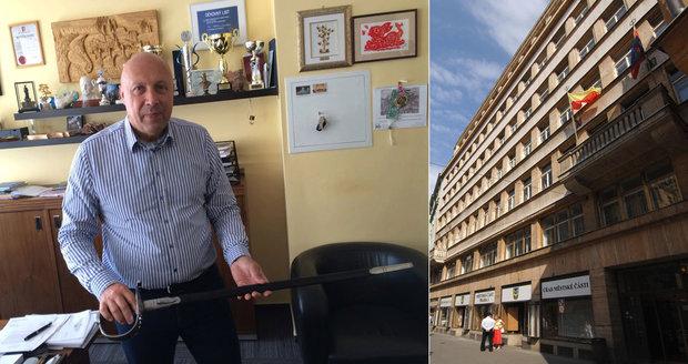 Radnice Prahy 1 si schválila rozpočet pro rok 2019. Bývalý starosta Oldřich Lomecký se tentýž den zřekl svého postu zastupitele. (ilustrační foto)