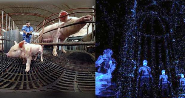 Jeden svět letos nabízí i filmy ve virtuální realitě.