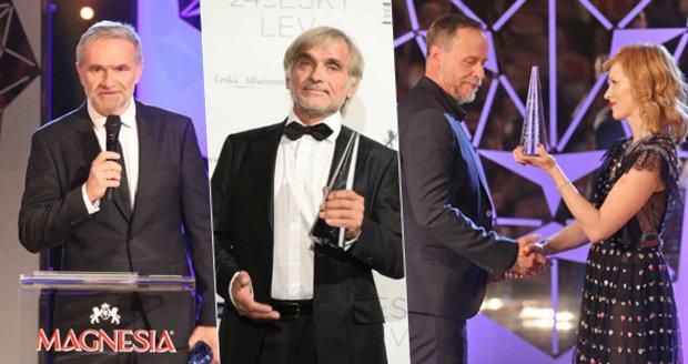 Distributor filmu Masaryk se konečně vyjádřil k udílení cen.