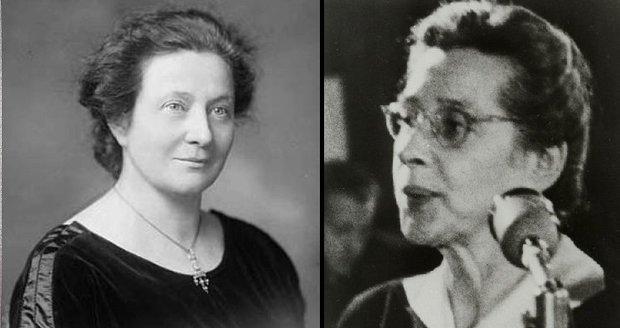 Františka Plamínková byla pro Miladu Horákovou vzorem.