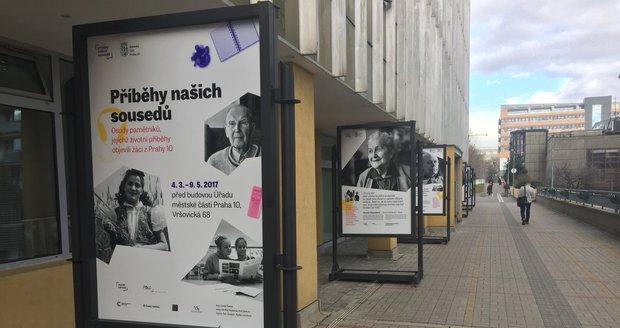 Žáci Prahy 10 se učí dějepis pomocí příběhů lidí, kteří vše zažili..
