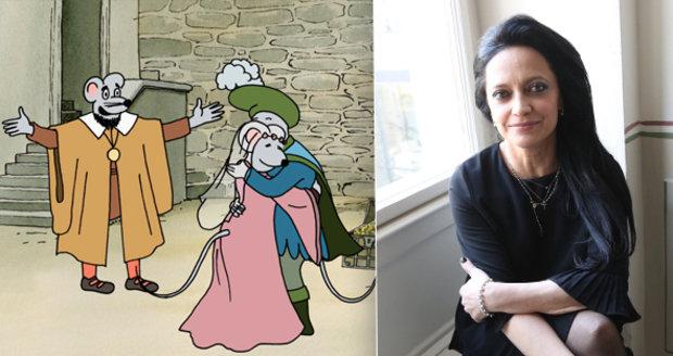 Lucie Bílá si zazpívala ve znělce seriálu Anča a Pepík. 2b6a18d602
