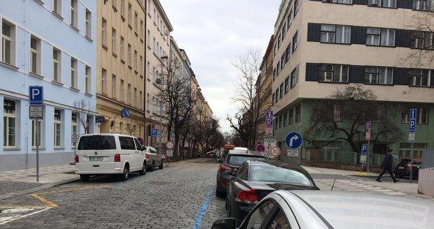 V Praze 5 přibudou do konce roku nové modré zóny. (ilustrační foto)
