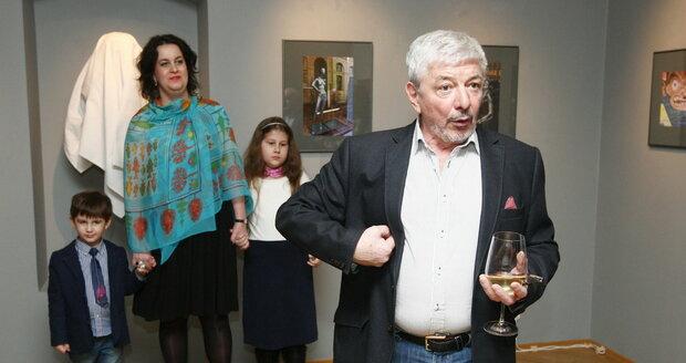 Exšéf Novy Železný: Vystavil fotografie i dcerku a utajovaného syna!