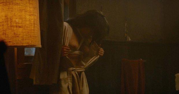 Michelle Rodriguez se ukázala ve filmu nahá.