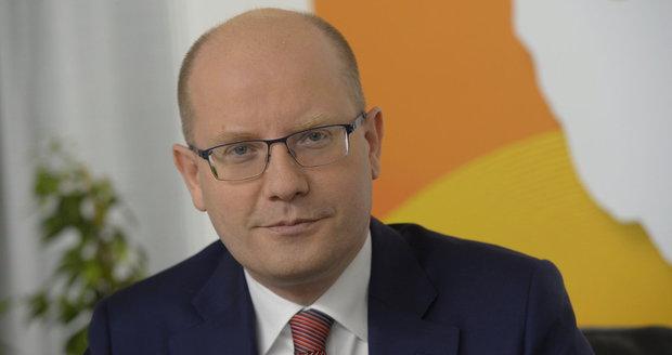 Sobotka po sjezdu: Chci volební hattrick a víc než 50 poslanců