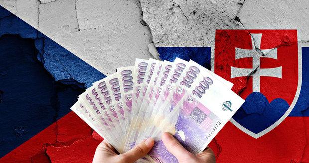 Velké srovnání mezd v Česku a na Slovensku: Který stát platí líp?
