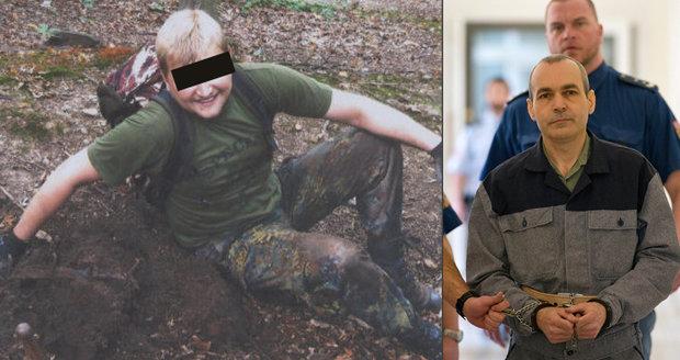 Vrah z Klánovic střelil hledače pokladů třikrát do hlavy: Pomodlil jsem se a pak ho zapálil