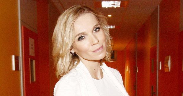 Hana Mašlíková je v druhém trimestru těhotenství.