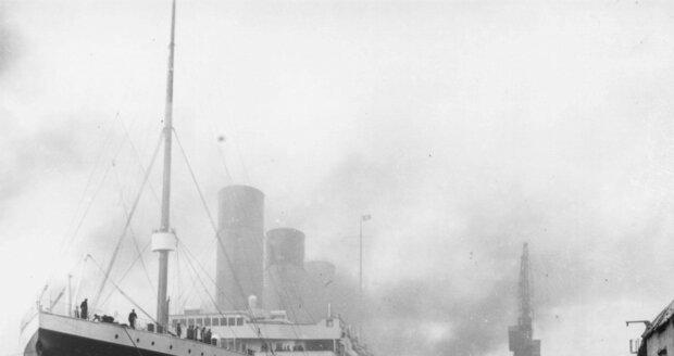 Výstava v Turíně ukazuje, jak to na Titaniku vypadalo.