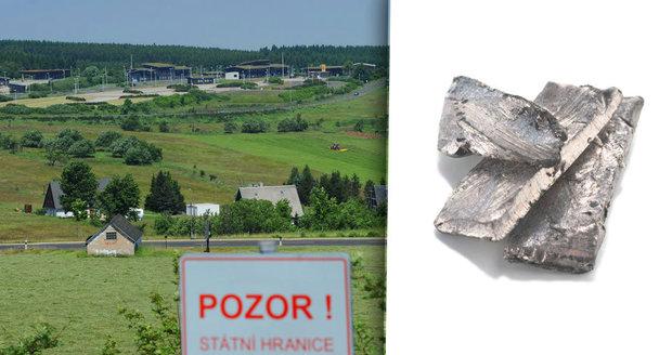 Těžba českého pokladu v Krušných horách: Tisíc lidí prý může najít novou práci