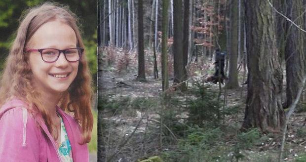 Pátrání po zmizelé Míše: Policie se zaměřila na jedinou oblast. Ostatní místa vyloučila