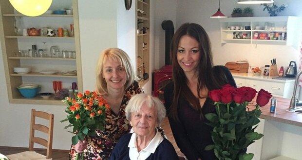 Tři generace žen