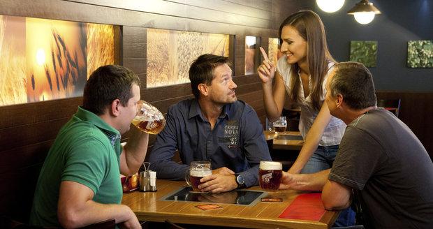 Máme se bát o svou váhu když pijeme pivo...Ne