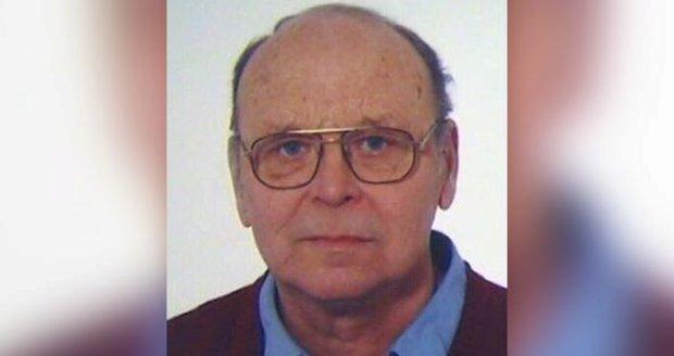Policie hledá pohřešovaného Jiřího B. (80).
