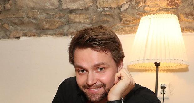 Muzikálový herec a zpěvák Josef Vágner
