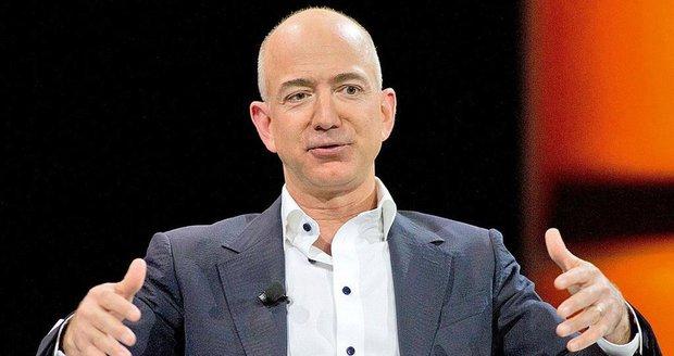 Nejbohatším miliardářem je nově šéf Amazonu Bezos, první Čech Kellner je 88.