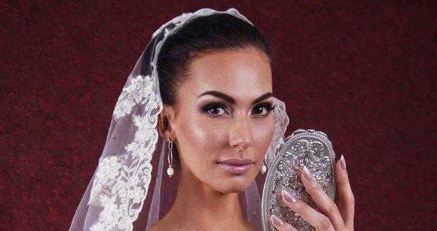Eliška Bučová si přeje mít svatbu ve stylu carevna.
