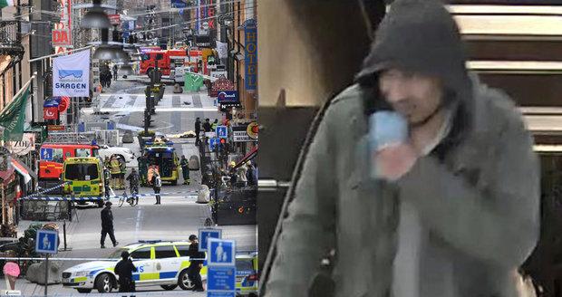 Náklaďák najel ve Švédsku do lidí, včetně miminka. Útočník se přiznal