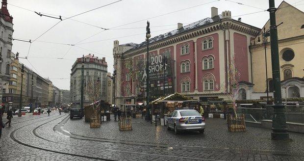Velikonoce budou zatažené. V ulicích Prahy navíc potkáte více policistů. f862c9209f