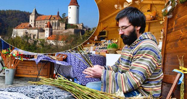 Svátky jara na českých hradech a zámcích: Kam vyrazit na Velikonoce?