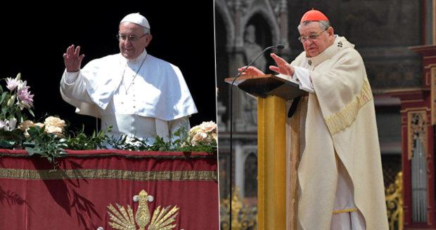 """Zmrtvýchvstání není mýtus! kázal Duka. A papež odsoudil """"nečestný"""" masakr"""