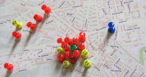 Praha 8 sbírá podněty obyvatel pro tvorbu pocitové mapy.