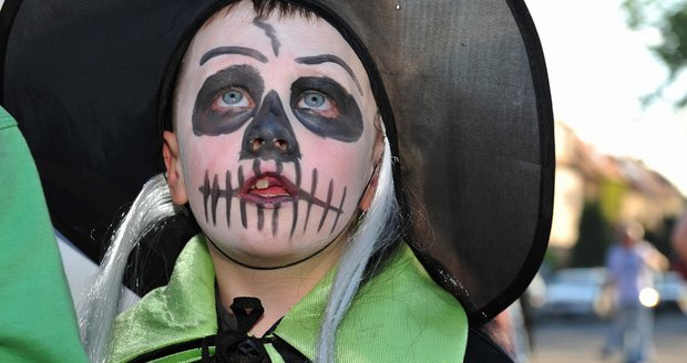 Ve Kbelích proběhne dětský karneval. Připojíte se? (Ilustrační foto)