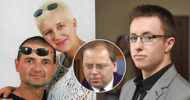 Nový soudce pro Nečesaného: Odsoudil manžele Stodolovy i matku vražedkyni