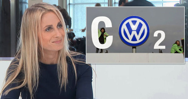 Charanzová o kauze Volkswagenu: Peníze mají dostat i Evropané, Brusel chyboval