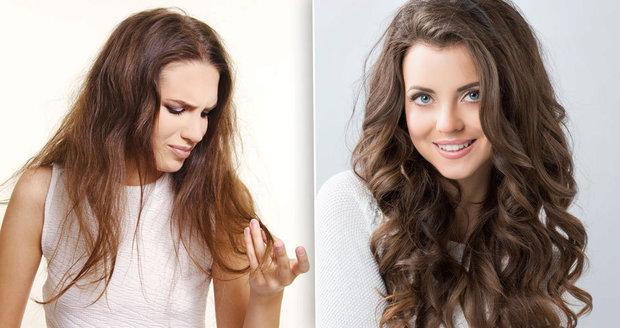 Pohromy, kterými zabíjíte své vlasy: Žehlení vlhkých vlasů, domácí barvení i špatná kosmetika!