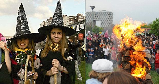 V Praze bude hned několik pálení čarodějnic.