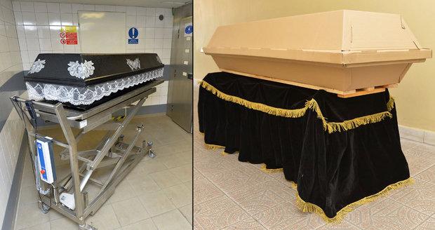 Pohřby podraží! Konec nejlevnějších papírových rakví a luxus už od 40 tisíc
