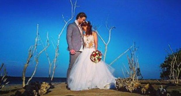 Tajná svatba Michaely Noskové