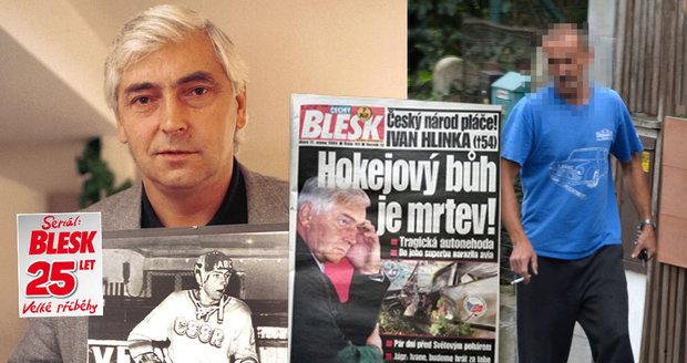 František Veleta, muž, který zabil Ivana Hlinku (†54): Rozvod! Dluhy! Ale teď… Začal nový život!
