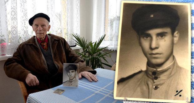Utekl z pochodu smrti a dal se k Rusům: Jaký byl konec války hrdiny Becka?