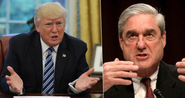 """Trump se čertí kvůli """"honu na čarodějnice"""". Razie u právníka ho znechutila"""