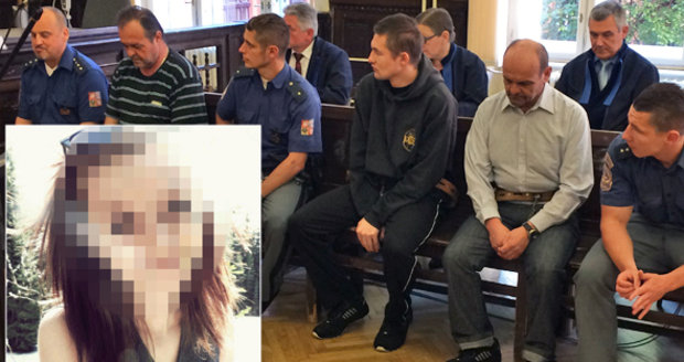 Otec, syn a strýc: Znásilňovali těhotnou Míšu (18) a tresty se jim zdály přísné! Jdou definitivně do basy na 8 až 12 let