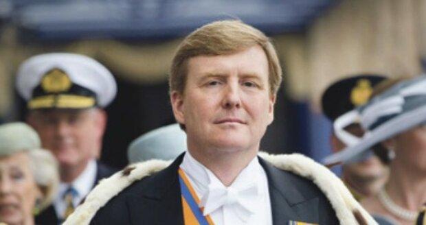 Nizozemský král Vilém-Alexandr