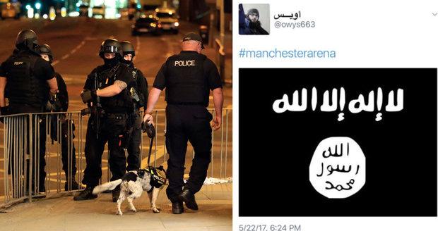Teror v Manchesteru: Varování na sociální síti už čtyři hodiny před útokem?