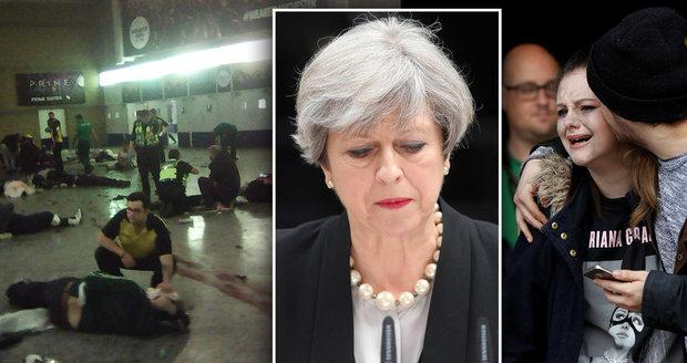 Teroristický útok v Manchesteru 2017