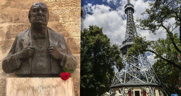 Pražský smutek za teror v Manchesteru: Petřín se zabarví, u ambasády jsou svíčky
