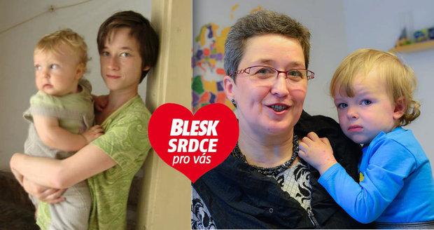 Petra Ferjenčíková zapojila do organizace AFS celou rodinu. Získala tak německou dceru a vnučku.
