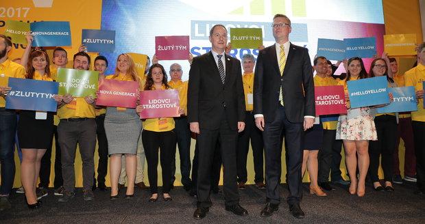 Lidovci chtějí snížit volební laťku koalicím a zavést zdravotní připojištění