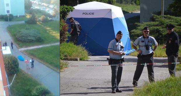 Střelba v Chomutově: Vrah vypálil celý zásobník! Byla to poprava, říká otec oběti