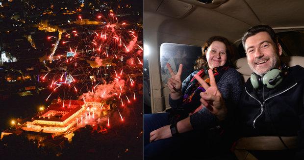 Barbora (33) bojuje s roztroušenou sklerózou! Součást terapie: Let nad nočním Brnem