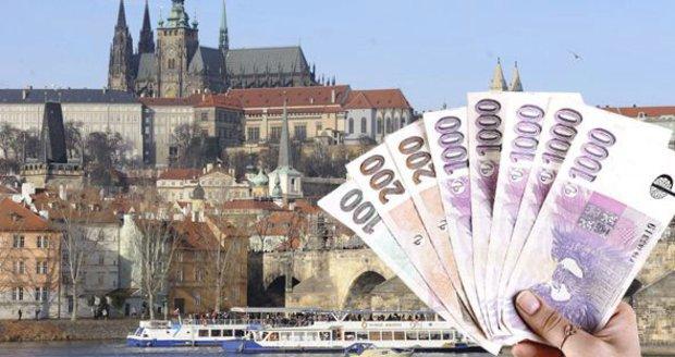 Praha se chystá na ochlazení ekonomiky. Rozpočet na rok 2020 bude mírný. (Ilustrační foto)
