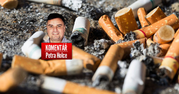 Facebook euro kouření